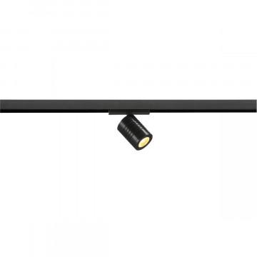 Светодиодный светильник для магнитной системы SLV M-TRACK, SPOT 188530, LED 3000K, черный