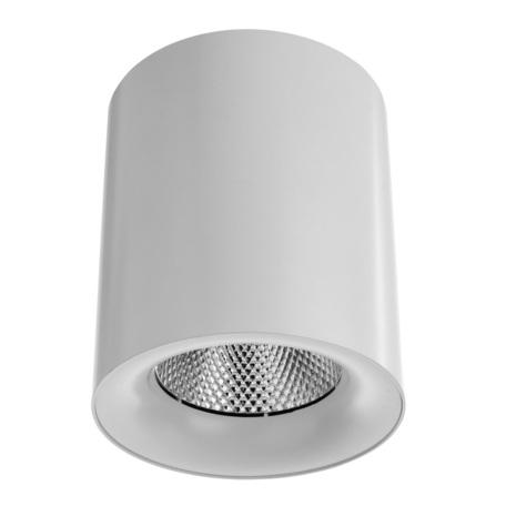 Потолочный светодиодный светильник Arte Lamp Instyle Facile A5130PL-1WH, LED 30W 3000K 2400lm CRI≥80, белый, металл