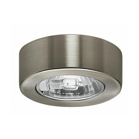 Мебельный светильник Paulmann Micro Line 12V 98429, 1xG4x20W, матовый хром, металл
