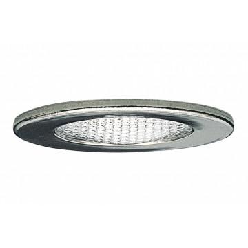 Встраиваемый мебельный светильник Paulmann Micro Line Structure 98462, 1xG4x20W, хром, металл
