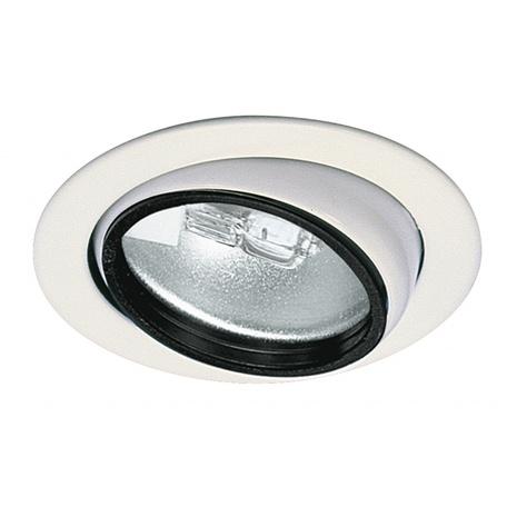 Встраиваемый мебельный светильник Paulmann Micro Line Swivel 98473, 1xG4x20W, металл