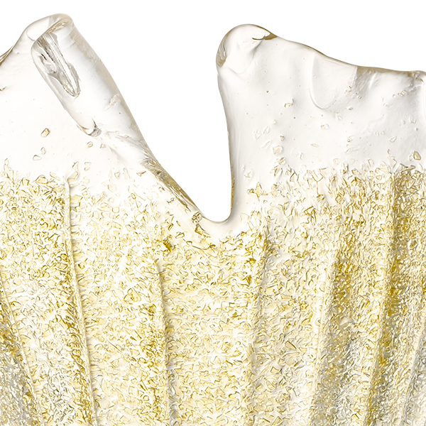 Бра Lightstar Murano 601613, 1xE14x40W, золото, янтарь, металл, стекло - фото 2