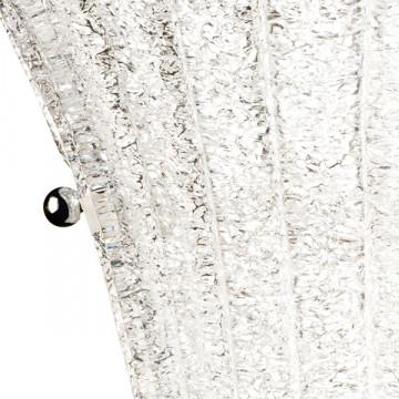 Бра Lightstar Zucche 820620, 2xG9x40W, хром, белый, металл, стекло - миниатюра 3