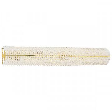 Бра Lightstar Osgona Monile 704652, 5xE14x40W, золото, прозрачный, металл, хрусталь