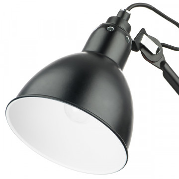 Бра Lightstar Loft 765607, 1xE14x40W, черный, металл - миниатюра 2