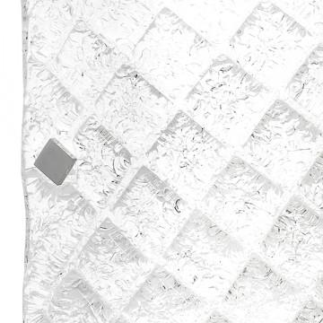 Настенный светильник Lightstar Murano 602620, 2xE14x40W, хром, белый, металл, стекло - миниатюра 3