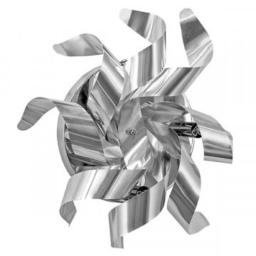 Настенный светильник Lightstar Turbio 754644, 4xG9x40W, хром, алюминий, металл