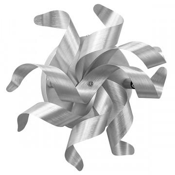 Настенный светильник Lightstar Turbio 754649, 4xG9x40W, алюминий, металл