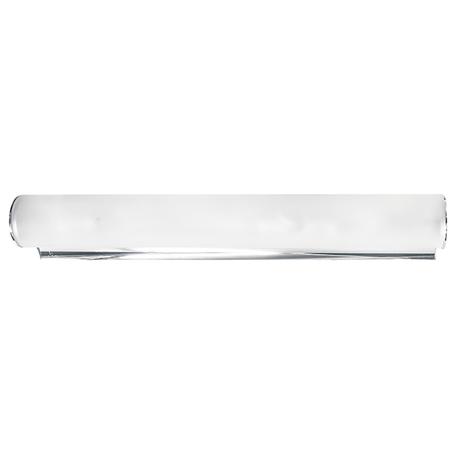 Настенный светильник Lightstar Blanda 801830, 3xE14x40W, хром, белый, металл, стекло