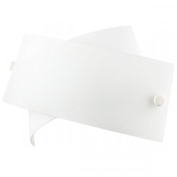 Настенный светильник Lightstar Virata 805600, 1xR7S118mmx150W, белый, металл, стекло