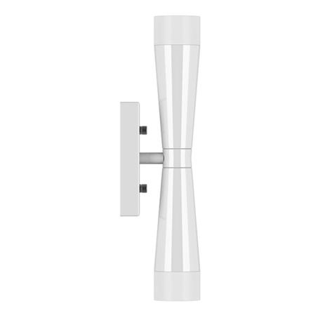 Настенный светильник Lightstar Punto 807626, 2xG9x10W, белый, металл