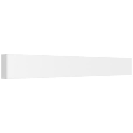 Настенный светодиодный светильник Lightstar Fiume 810626, LED 20W 4000K 1900lm, белый, металл