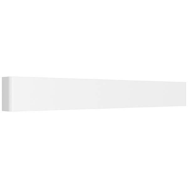 Настенный светодиодный светильник Lightstar Fiume 810626, LED 20W 4000K 1900lm, белый, металл - фото 1