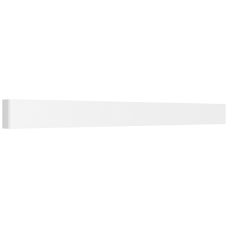 Настенный светодиодный светильник Lightstar Fiume 810636, LED 30W 4000K 2850lm, белый, металл