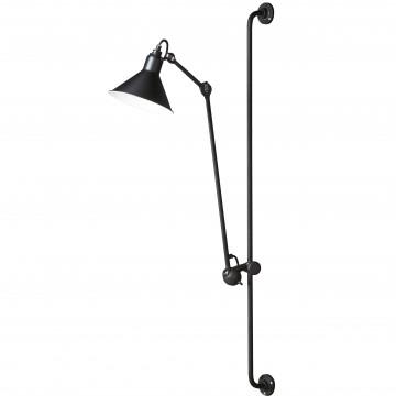 Бра с регулировкой направления света Lightstar Loft 765627, 1xE14x40W, черный, металл