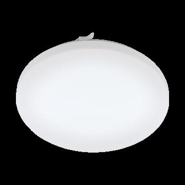 Потолочный светодиодный светильник Eglo Frania 97884, IP44, LED 17,3W 3000K 2000lm, белый, металл, пластик
