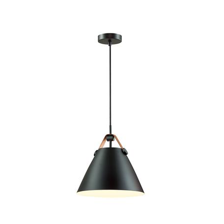 Подвесной светильник Lumion Suspentioni Darren 3722/1, 1xE27x60W, черный, металл