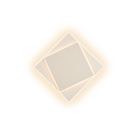 Настенный светильник Mantra Dakla 6426, белый, металл, пластик