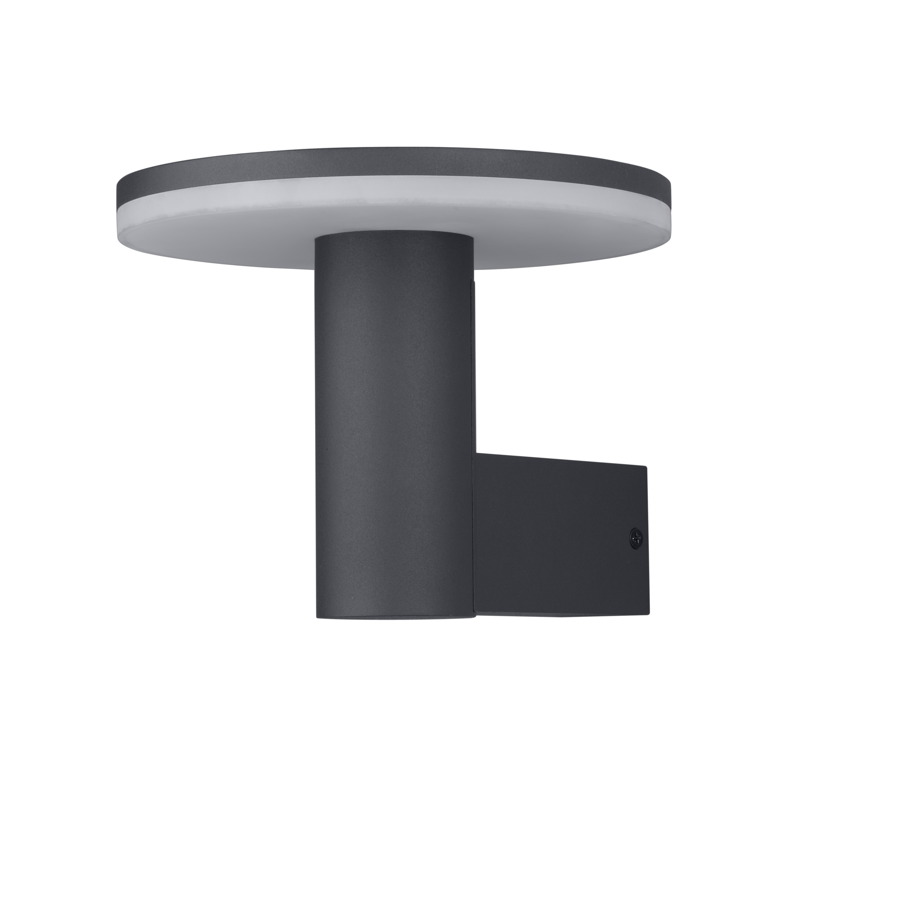 Настенный светильник Mantra Cerler 6496, IP54, серый, белый, металл, пластик - фото 1
