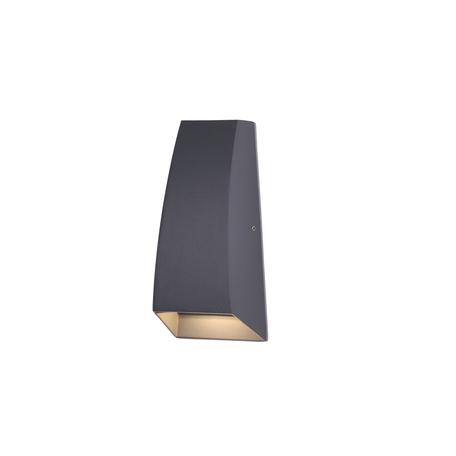 Настенный светильник Mantra Jackson 6542, IP54, серый, металл