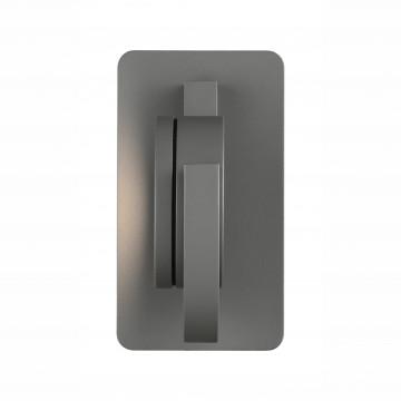Настенный светильник с регулировкой направления света Mantra Iguazu 6558, IP54, серый, металл, стекло - миниатюра 3