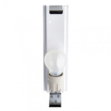 Настенный светильник Sonex Treza 1234/A, 1xE27x60W, металл, стекло - миниатюра 3
