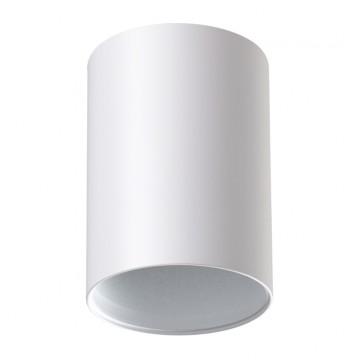 Потолочный светильник Novotech Mecano 370455, 1xGU10x50W, белый, металл
