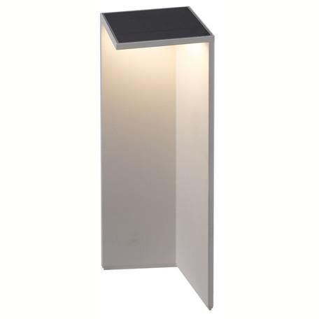Садово-парковый светодиодный светильник Mantra Chevalier 7088, IP54, LED 2,2W 3000K 188lm CRI80, серый, металл