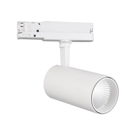 Светодиодный светильник Mantra Fiji 7203, LED 40W 3000K 4000lm CRI80, белый, металл