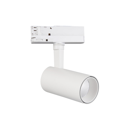 Светодиодный светильник Mantra Fiji 7204, LED 15W 4000K 1650lm CRI80, белый, металл
