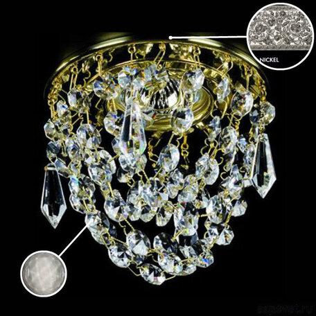 Встраиваемый светильник Artglass SPOT 07 NICKEL 8006 CE