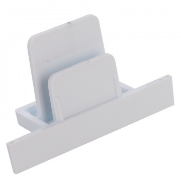 Концевая заглушка для шинопровода Nowodvorski Profile 8974, белый, пластик