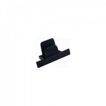 Концевая заглушка для шинопровода Nowodvorski Profile 8975, черный, пластик