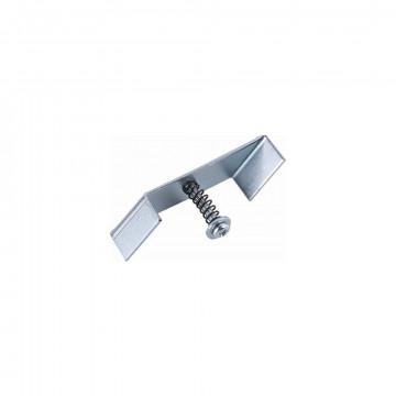 Крепление для встраиваемого монтажа шинной системы Nowodvorski Profile 8805, сталь, металл