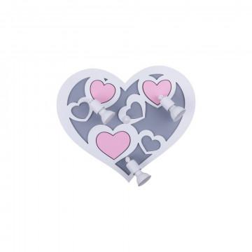 Потолочная люстра с регулировкой направления света Nowodvorski Heart 9064