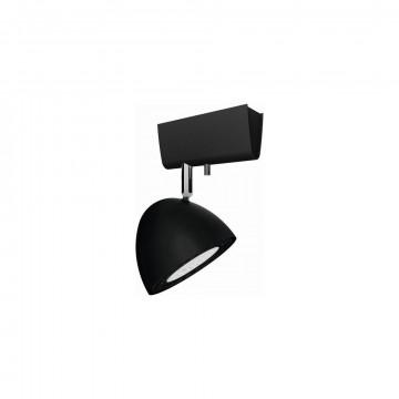 Потолочный светильник Nowodvorski Vespa 8838, 1xGU10x75W, черный, металл