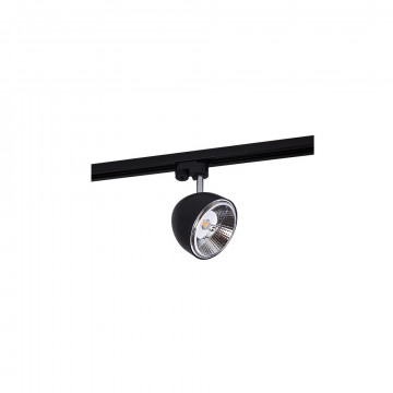Светильник Nowodvorski Profile Vespa 8825, 1xGU10x75W, черный, металл