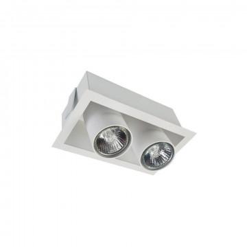 Встраиваемый светильник с регулировкой направления света Nowodvorski Eye Mod 8938