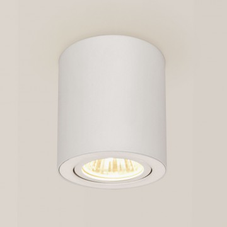 Потолочный светильник Citilux Дюрен CL538111, 1xGU10x50W, белый, металл