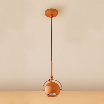 Подвесной светильник с регулировкой направления света Citilux Сфера CL532113, 1xGU10x50W