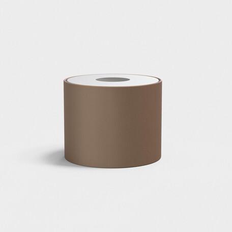 Абажур Astro Ravello 5016076, коричневый, текстиль