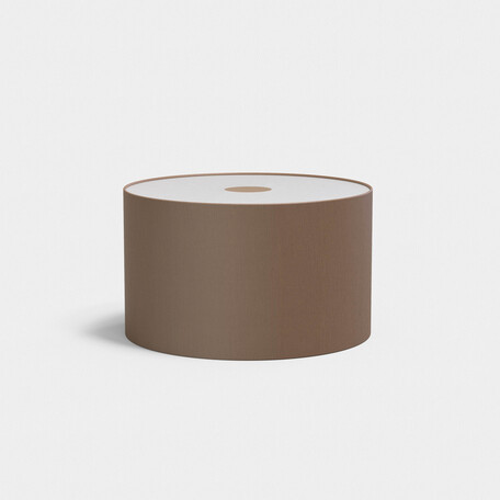 Абажур Astro 5016077, коричневый, текстиль