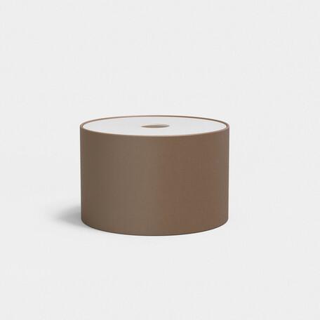 Абажур Astro 5016078, коричневый, текстиль