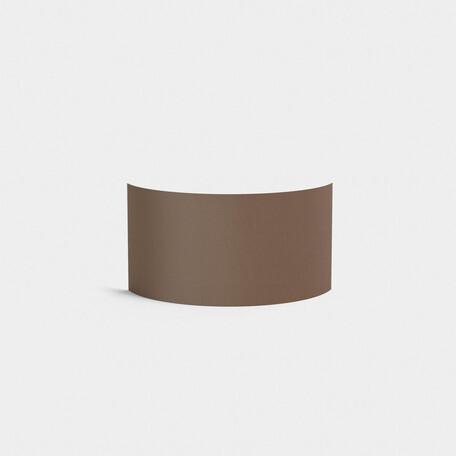 Абажур Astro 5029007, коричневый, текстиль