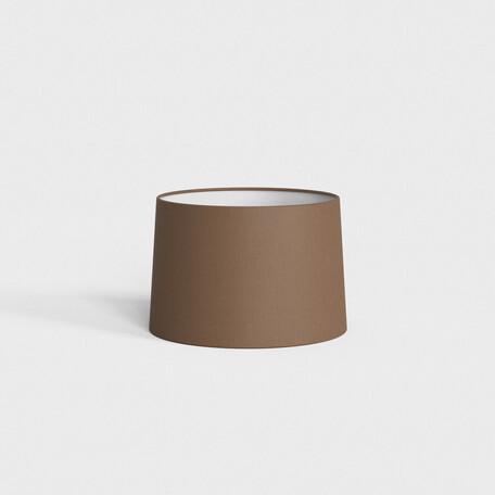 Абажур Astro 5035011, коричневый, текстиль