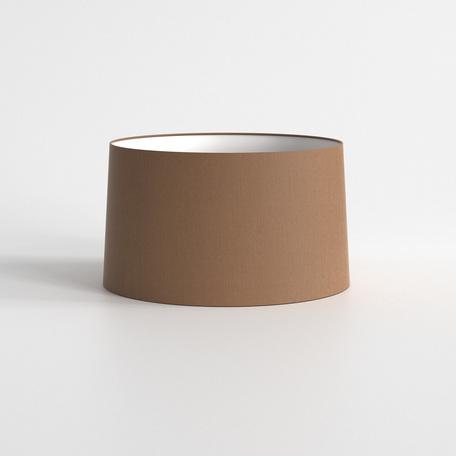 Абажур Astro 5035012, коричневый, текстиль