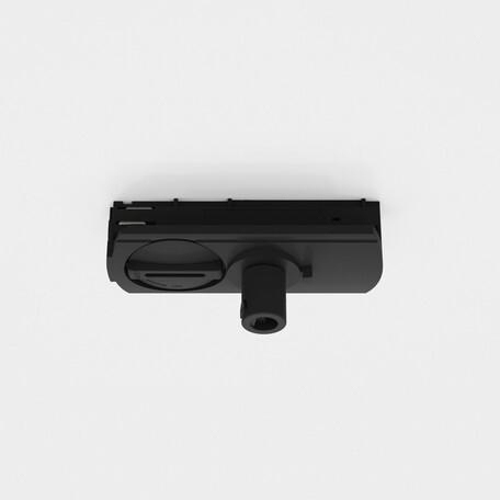 Крепление-адаптер для монтажа светильника на трек Astro Track 6020039, черный, пластик