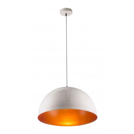 Подвесной светильник Globo Sandra 58323HW, 1xE27x60W, металл