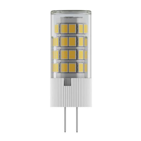 Светодиодная лампа Voltega VG9-K1G4warm3W-12 6985 капсульная G4 2,5W, 2800K (теплый), гарантия 2 года