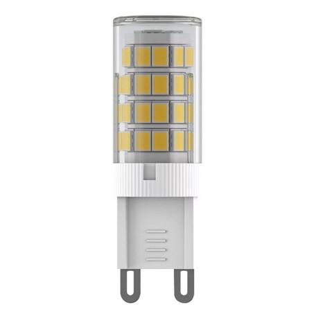 Светодиодная лампа Voltega Simple 6991 JC G9 4W, 2800K (теплый) 220V, гарантия 2 года